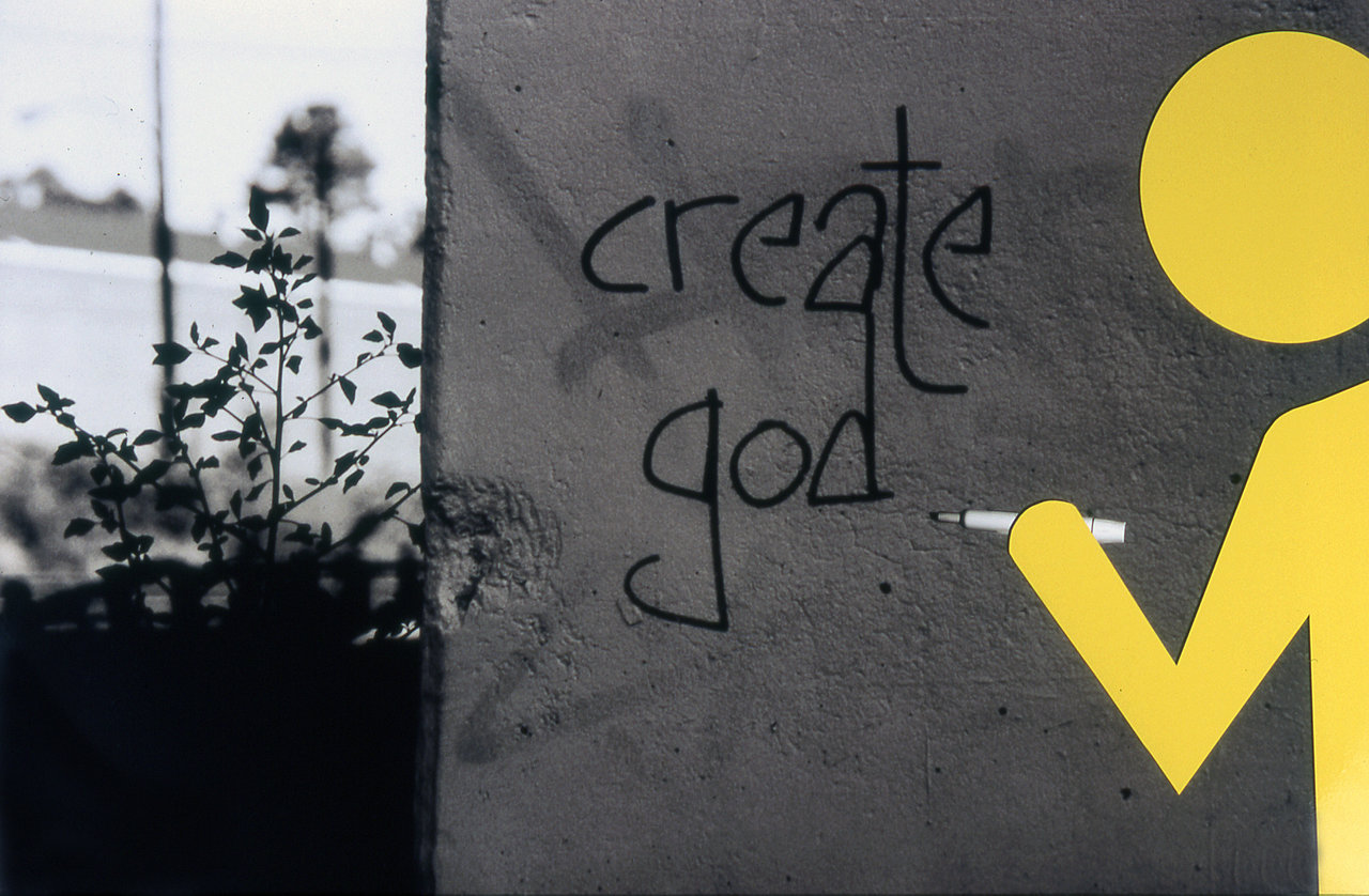 Yielders - 'Create God'