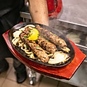 Aashik Beef Seekh Kabab (3pieces)