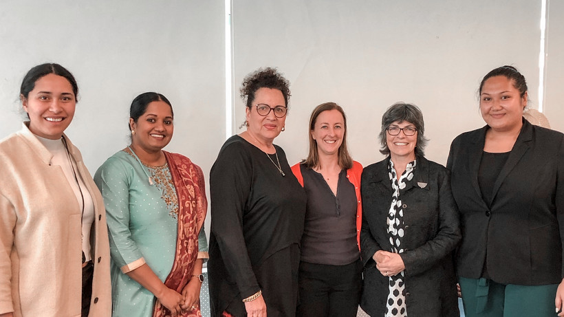 Collaboration with Education New Zealand