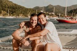 Victor et Carel en Martinique