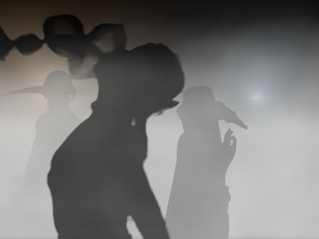 Gathering scene renderings