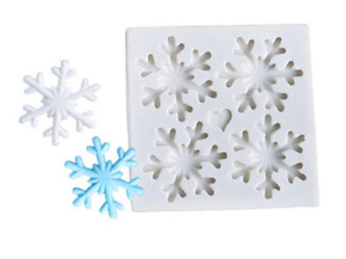 Snowflake Mold