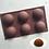 Thumbnail: Large Hot Cocoa Bomb Silicone Mold ~70mm