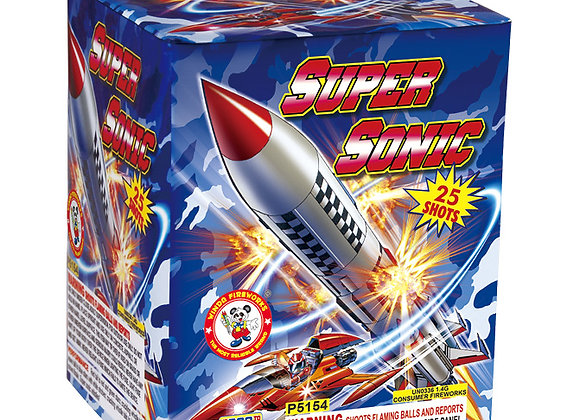 SUPER SONIC 25'S