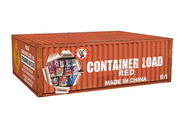 CONTAINER LOAD-RED