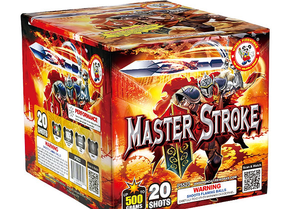 MASTER STROKE 20'S