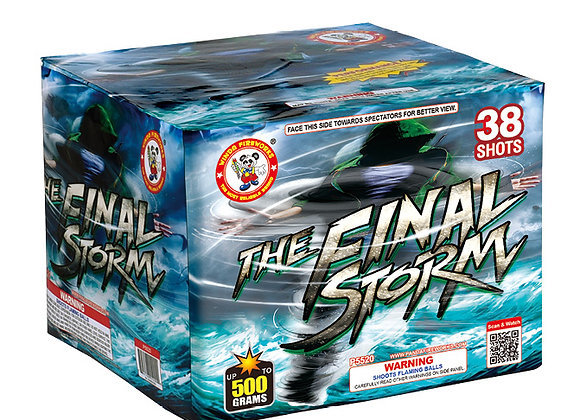 THE FINAL STORM 38'S