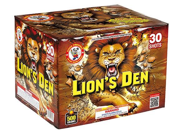 LION'S DEN 30'S