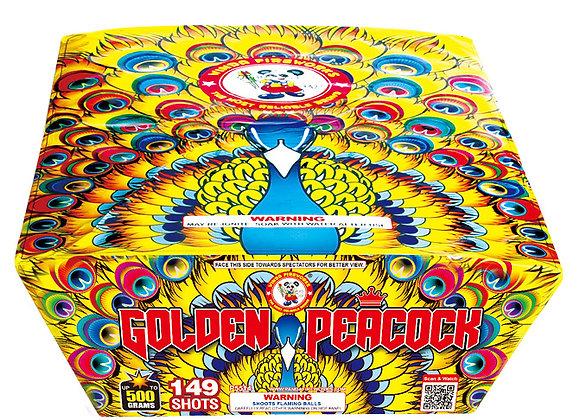 GOLDEN PEACOCK 149'S
