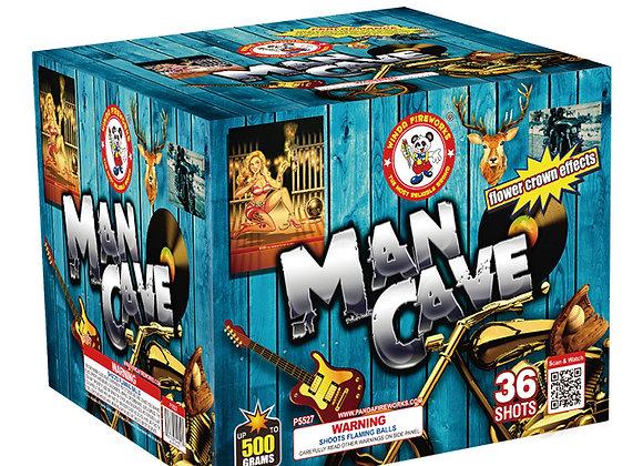 MAN CAVE 36'S