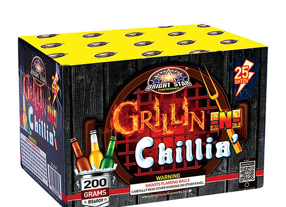 GRILLIN N CHILLIN 25'S