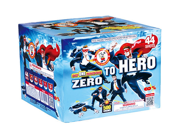 ZERO TO HERO 44'S