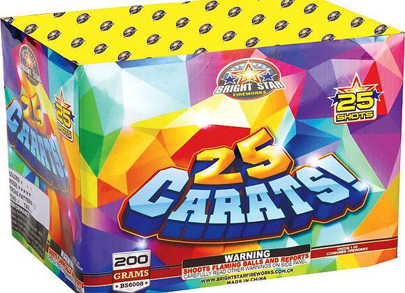 25 CARATS! 25 'S