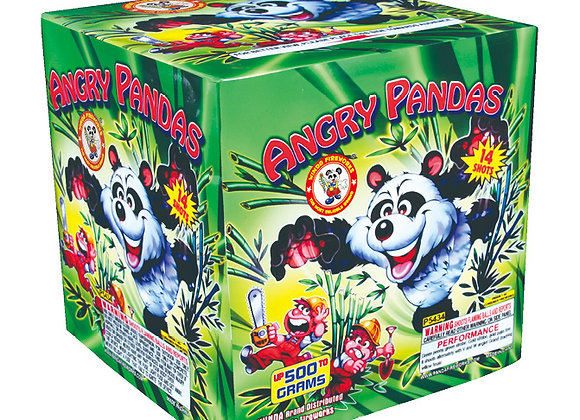 ANGRY PANDAS 14'S