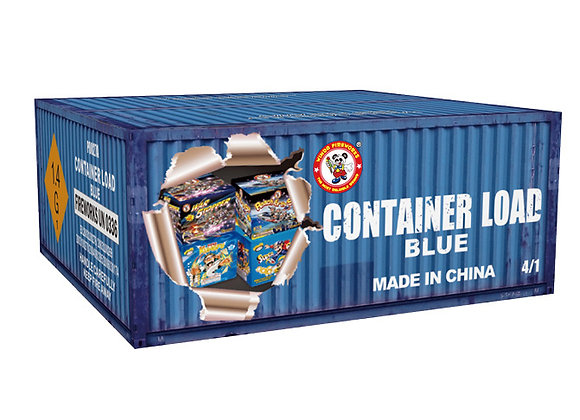 CONTAINER LOAD-BLUE