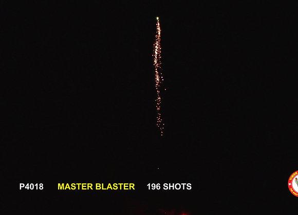 MASTER BLASTER 196'S