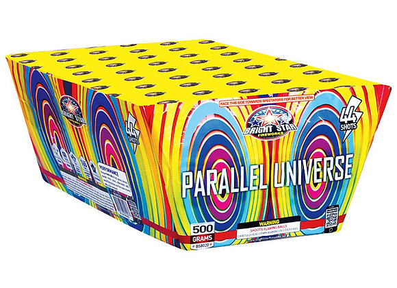 PARALLEL UNIVERSE 44'S