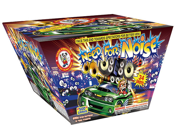 NEED FOR NOISE 34'S