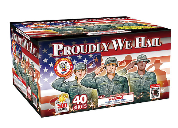 PROUDLY WE HAIL 40'S