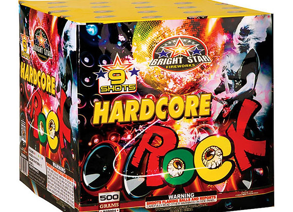 HARDCORE ROCK 9 'S