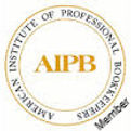 Logo for the American Institute of Professional Bookkeepers