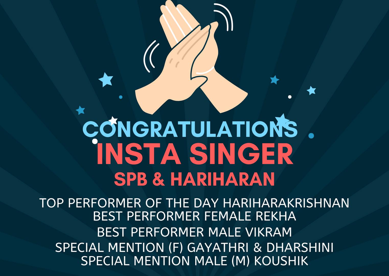 SPB & Hariharan Hits