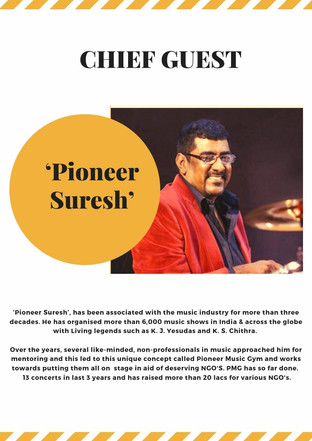 Pioneer Suresh