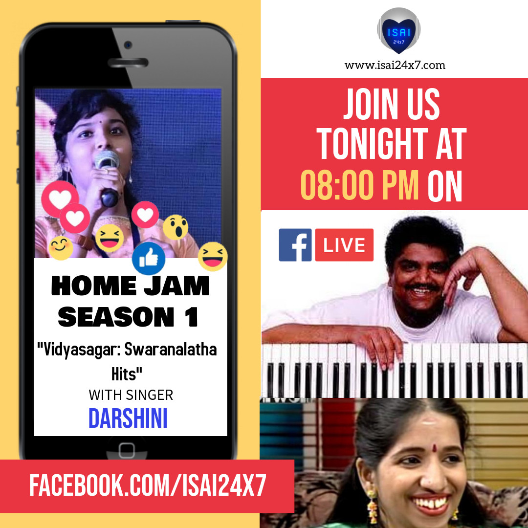 Copy of Facebook Live - Made with Poster