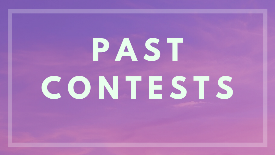 PAST CONTESTS