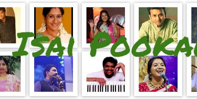 Isai pookal