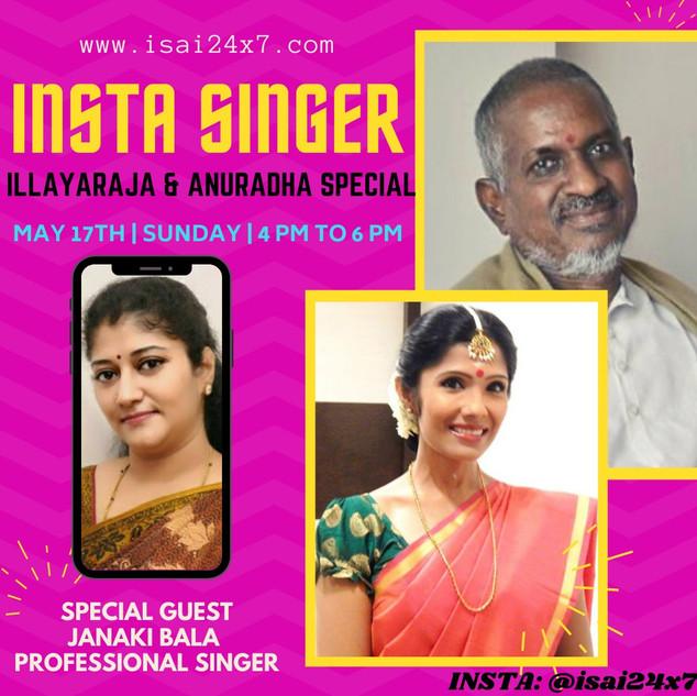 Isaignani Illayaraja & Anuradha Special