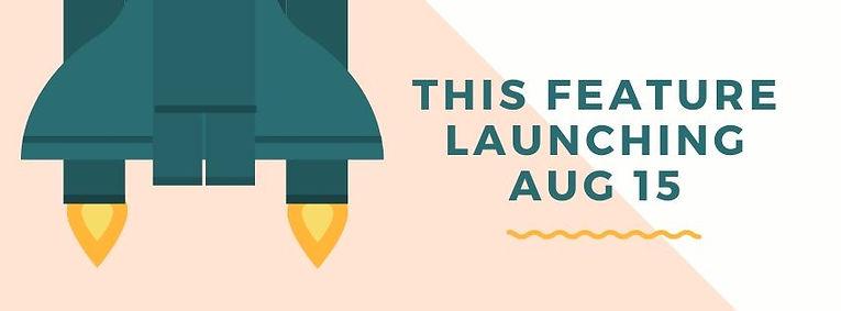 Website Launch Rocketship Facebook Cover