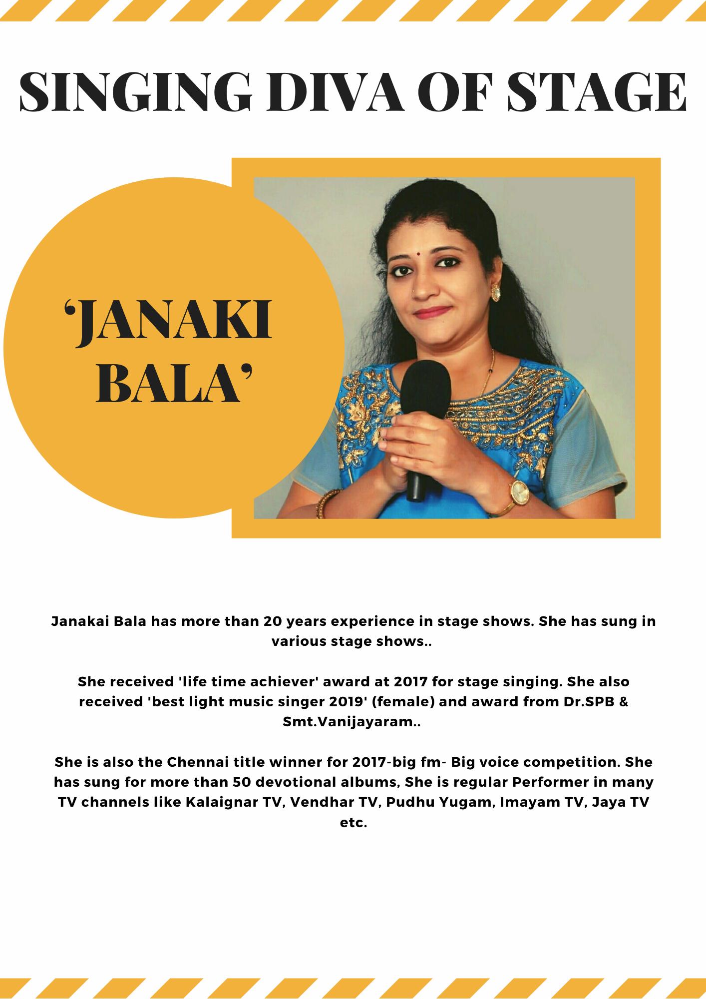 Janaki Bala