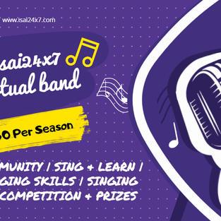 Virtual Band Mmbership worth ₹260