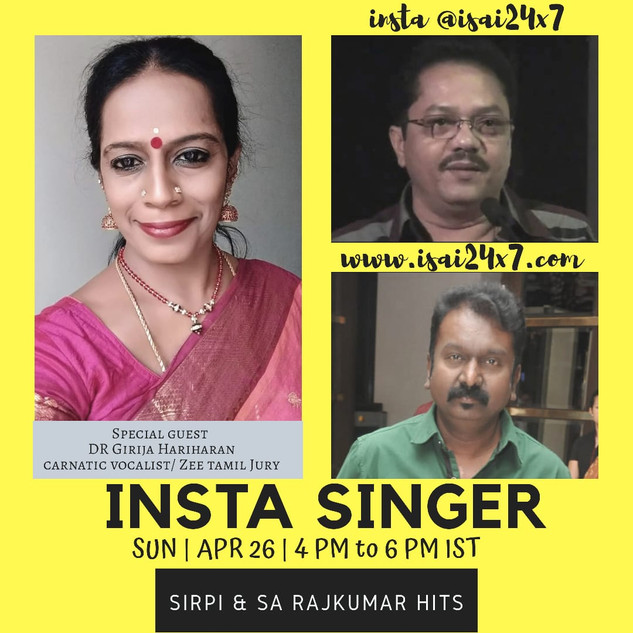 Sirpi Sir & SA Rajkumar Sir Special