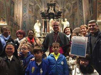 La Cattedrale in mano ai bambini