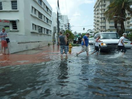 Jane's Walk - The Future Sea Level in Lower Manhattan