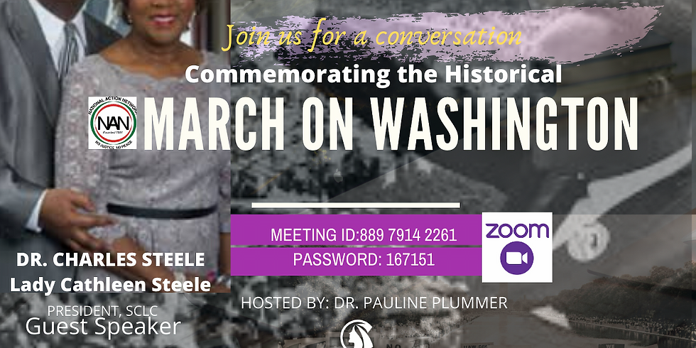 Commemorating the March on Washington