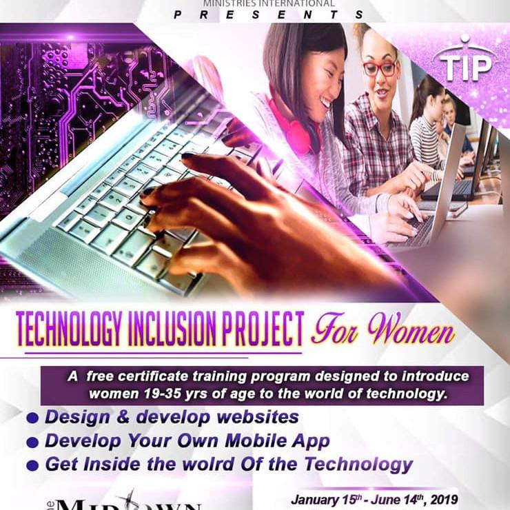 TIP4WOMEN (Technology Inclusion Program)