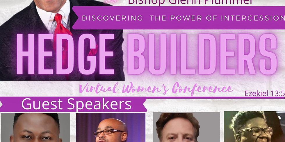 "Men""s Session ""Hedge Builders"" Prayer Conference 2021"