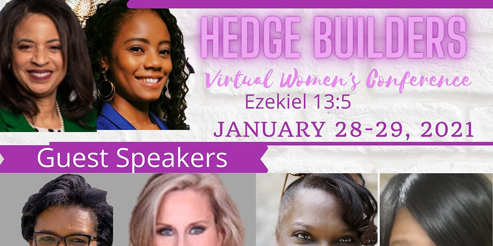 Covenant Daughters Hedge Builders Prayer Conference 2021