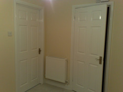 Bedroom & En Suite Painted