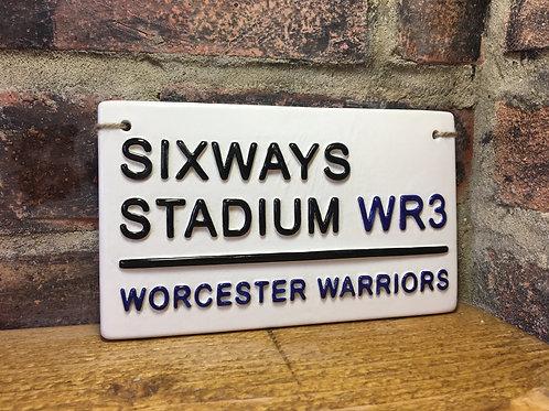 WORCESTER WARRIORS-Sixways Stadium