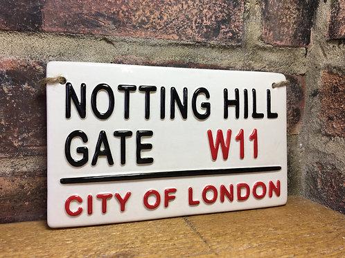 Notting Hill Gate-City of London