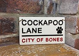 Love Ceramics-Cockapoo Lane