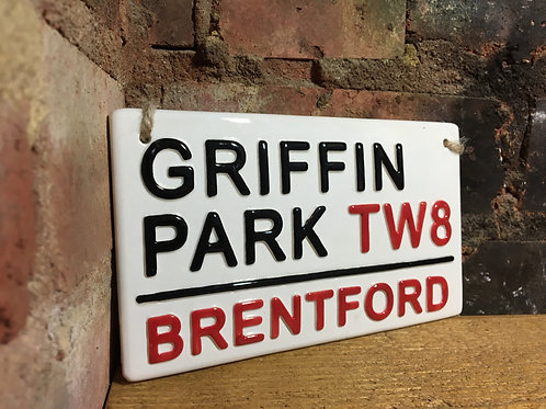 BRENTFORD-Griffin Park