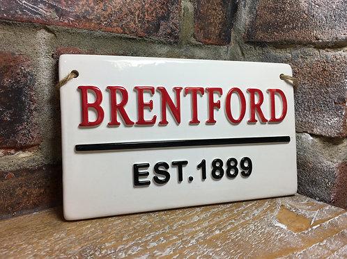 BRENTFORD-Est.1889