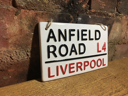 Liverpool-Anfield Road