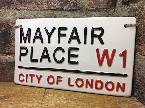 Mayfair Place-City of London