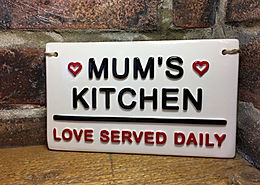 Love Ceramics-Mums Kitchen